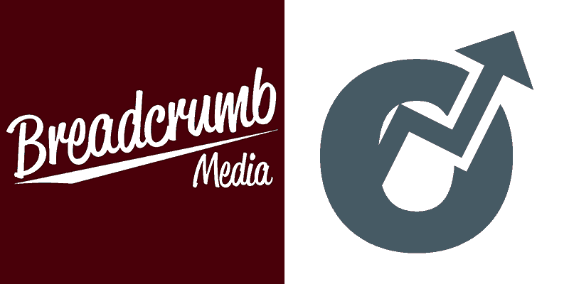 Breadcrumb Media and Optimisey logos