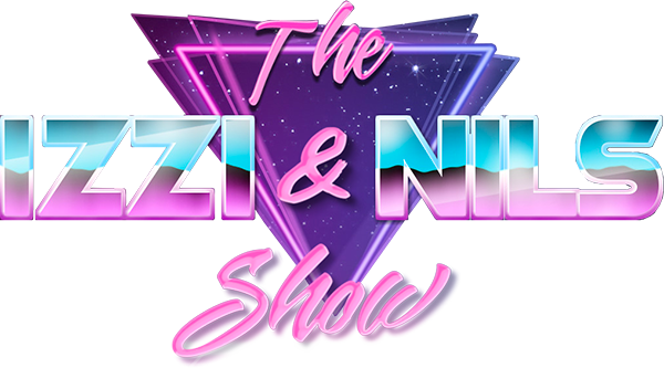The Izzi and Nils Show logo