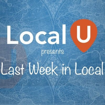 The Last Week in Local podcast logo