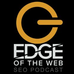The Edge of the Web podcast logo